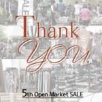 5番目のオープンマーケットセール