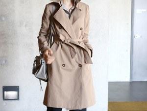 [当日出荷] cohen trench coat  - ベイジグァしていない実用的なデザイン