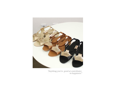 Cover sandals