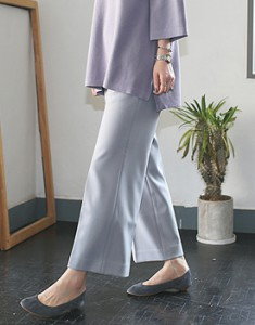 Karin slacks - light grey