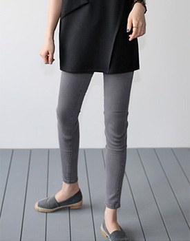 crown grey jeans