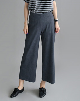 Banding wide pants time - 2c