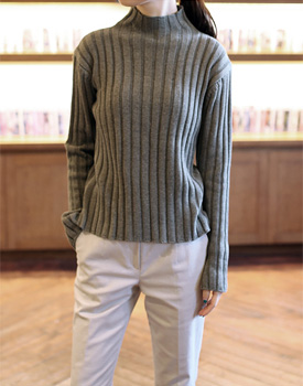 ck corded slit knit - 3c