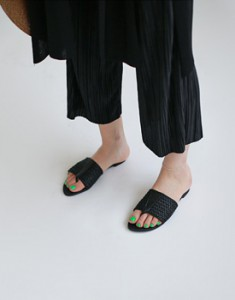 Botte flip-flop slipper