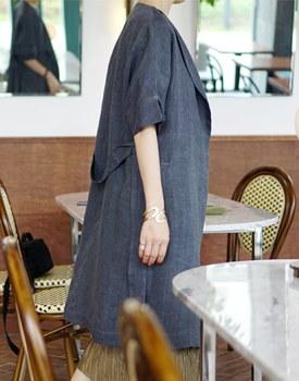 Fourm Linen coat