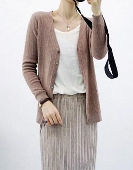 Quenns Knit Cardigan - 3c