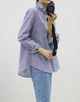 Ros stripe shirt - 2c
