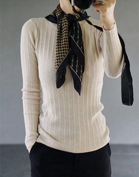 Cache square scarf - 2c