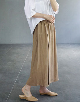 Cover wide wrap pants - 2c