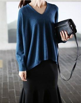 Theo v-neck knit - 4c