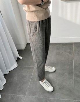 Tobie mini check pants - 2c