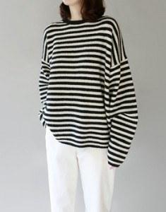 Been Stripe knit - 2c