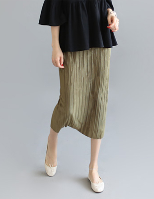 MAG Pleats Skirt - 4c
