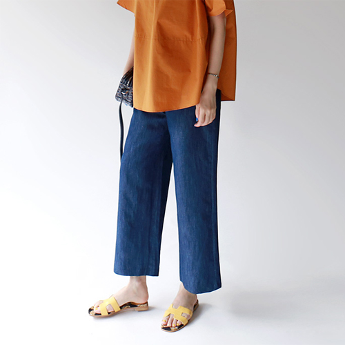 Wide Pants Time