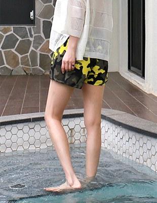 Summer shorts - 2c