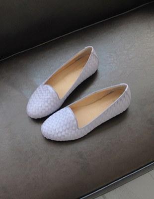 # Botte slip-on shoes - light purple