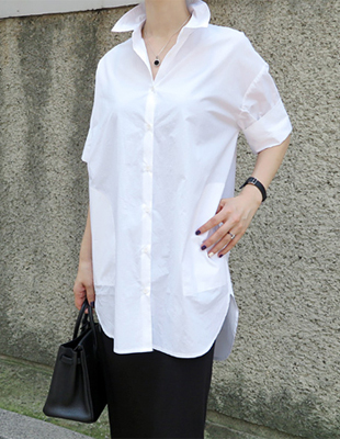 Merdi long shirt - 2c