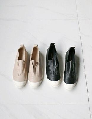 Stitch Autumn Slip-on Shoes - 2c
