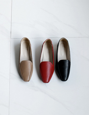 Toe Driving Loafers - 3c