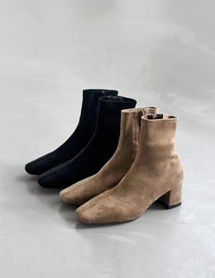 Lux Span Ankle Boots - 2c