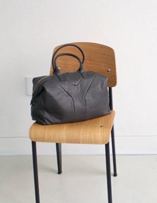Saint leather bag