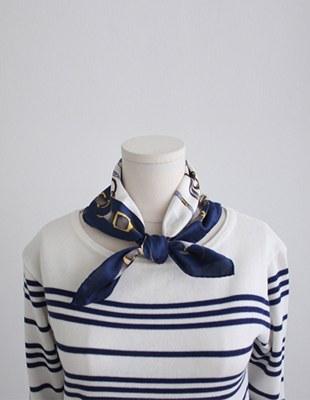 Petit scarf belt