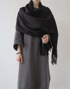 Cashmere shawl - 3c