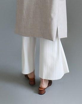 Biel Pleats Pants