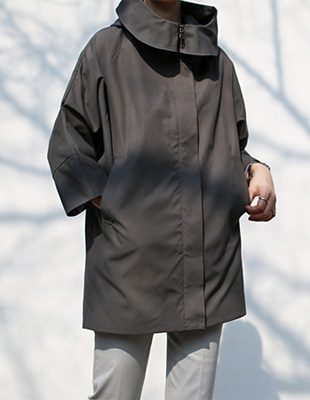 MANNY padding jacket with a hood - 2 colors