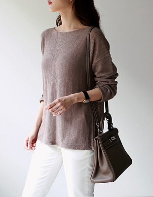 AgaIn Knit Top - 4c
