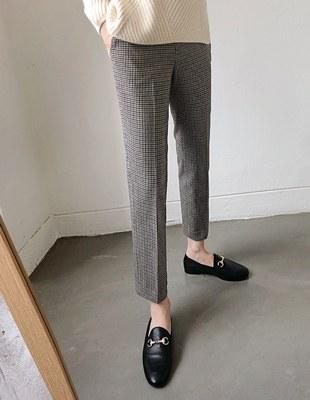 Zancheck Semi Pants