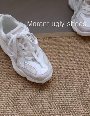 Marang Ugly Shoes - 2c