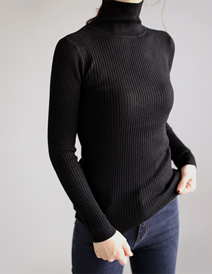 GERANIUM Turtleneck - 6 colors