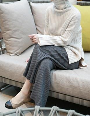 ALLAN knit pants - 3 colors