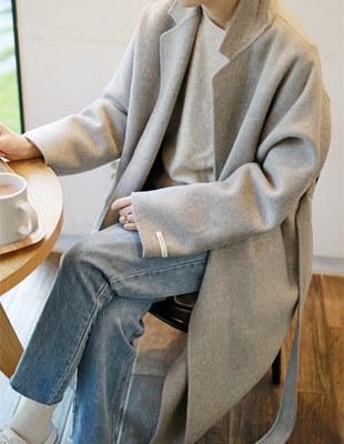 Mild handmade coat