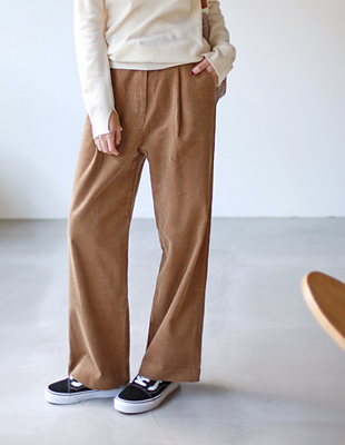 Tray corduroy pants - 2c