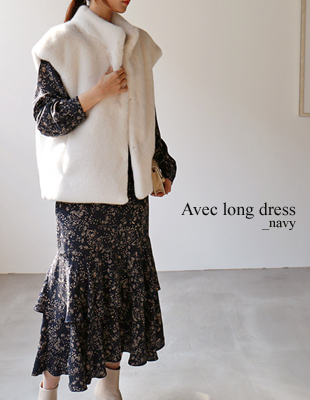 Abek Long Dress - 2c