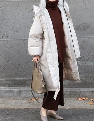 AC padding coat - 2c