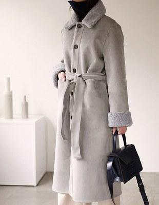 Single Mustang Long Coat