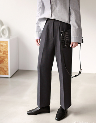 max semi-exhaust pants - 3c