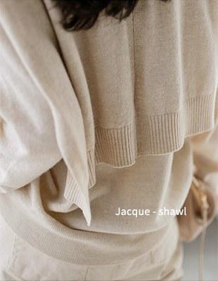 Jacque - shawl