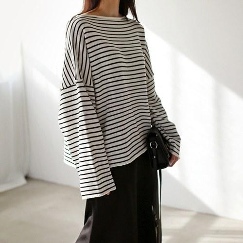 bell stripe - knit