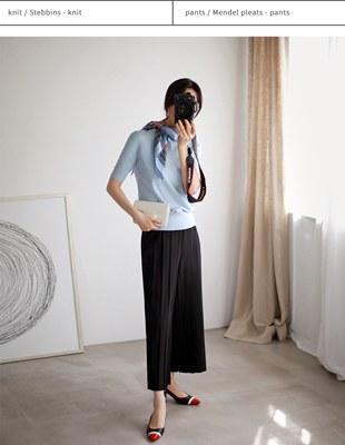 Mendel pleats - pants