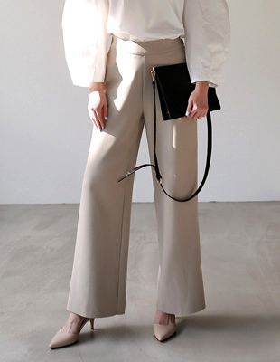 Spade wide pants - 2c