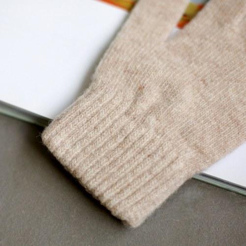 Basic wool gloves